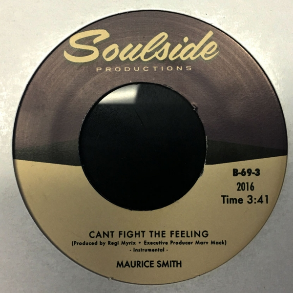 Product Image: Maurice Smith - Can't Fight The Feeling