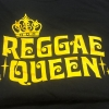 Product Image: Reggae Queen - Gold Logo